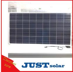 150 Watt Poly solar panel price india