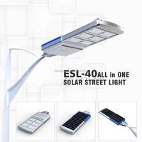 China Cast Iron Garden Light Pole Solar Led Outdoor Light