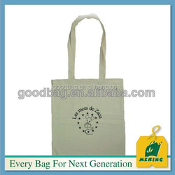 personalized top seller new fashionable canvas cotton tote bag