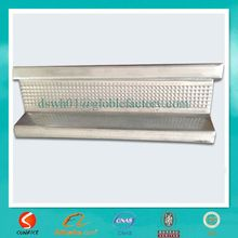 galvnaized steel stud and track for partition drywall and ceiling