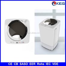 3.5kg mini automatic washing machine top loading automatic washing machine with CB SASO EER