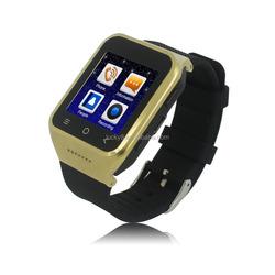 2015 newest 3g waterproof watch mobile phone, 3g smart watch phone android waterproof ip67