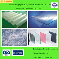 China glass sun protection film with ISO certificate