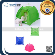 New Portable Mini Nylon Camp Pet Bed Tent Animal House Tent