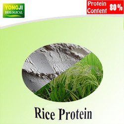 Health plant isolate protein rice protein meal