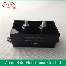 high quality capacitor 4.7uf 400v cbb15 cbb16 in safe