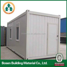 20ft mobile prefabricated container office in china