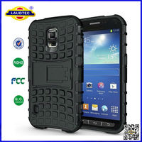 HEAVY DUTY TOUGH SHOCKPROOF WITH STAND HARD CASE COVER FOR SAMSUNG GALAXY S5 ACTIVE