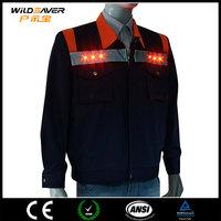 mens jackets safety jacket brand name clothing with led