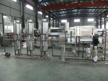 2T/h RO Mineral Water Plant Purify Treatment Machine
