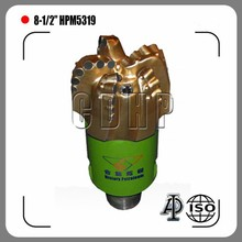 """8-1/2"""" Drill Bit With Diamond Tip On The Top"""