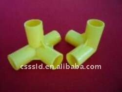 nylon pipe fittings/ copper pipe compression fittings/ plumbing plastic pipe