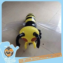 PVC inflatable bee Giant inflatable bee Water/Ground toy