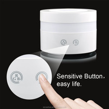 Ultra Mini Innovative and Stylish USB Aroma Diffuser Air Humidifier Aromatherapy of 7 Auto Colors Changing and Mist Adjustable