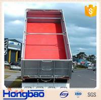 chute bunker truck bed liner,coal bin liner,uhmw pe truck bed liner