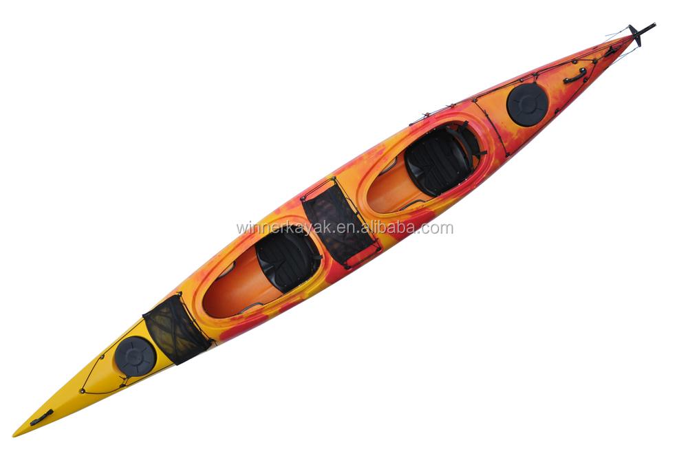 4.45mtr Single sit in touring sea kayak----Dreamer