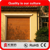 China wholesale garage doors with waterproof sandwich panels