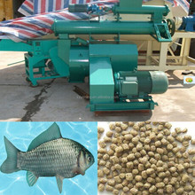 Less expensive pellet making machine for fish meal poultry feed