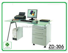 hot sale simple design compact computer desk,cheap computer table