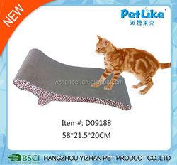 2015 China wholesale multi-functional cat beding toy
