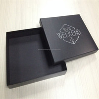 Very Nice Quick Delivery Luxury Custom Logo Printed Gift Shoe Packaging Box
