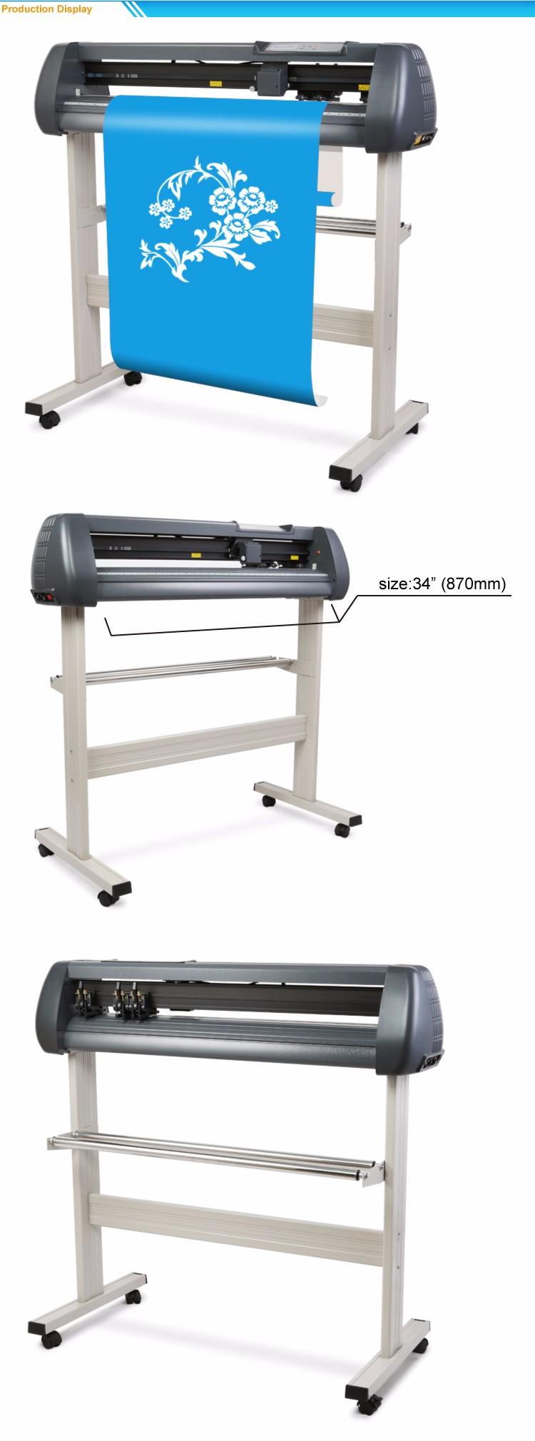 alibaba vente chaude vinyle traceur de d coupe vinyl cutter traceur roland lame autocollant. Black Bedroom Furniture Sets. Home Design Ideas