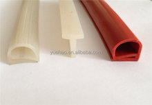 sliding window rubber strip/silicone sealing strip for water meters use/oven door silicon rubber seal