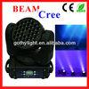 CE RoHS Party Light/Mini Led Lights Par Light 36 pcs 3w Led Light