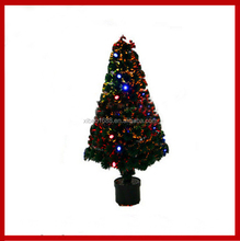 2015 the most fashion mini artificial automatic Xmas tree, the most popular Xmas ornament