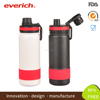 Double Wall FDA Grade Stainless Steel Drinking Water Bottle For Sports
