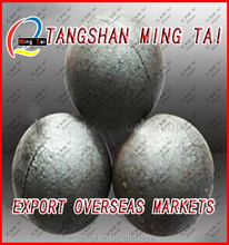chrome grinding steel balls and casting grinding steel forgings