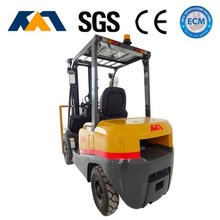 CE certification 2.5ton electric forklift truck factory price same as TCM in good condition