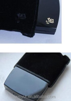 High Level Velvet bags pouch for Powdery cake box