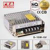 Constant Voltage Switching Power Supply 5V 3A / 5vdc 3a switching power supply for LED and CCTV Cameras