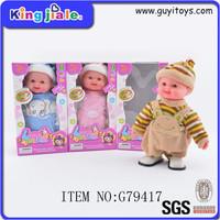 New design hot selling 3 inch mini baby dolls