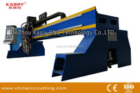 mild steel plate gantry cnc cutting machine for metal sheet and plate
