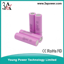 Samsung 18650 30Q 3000mah 3.7v 15A high discharge rate battery cells l-ion battery cell