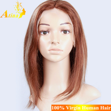 Virgin European Hair Wig Best China Wig supplier 8A European Piano Hair Full Lace Wig