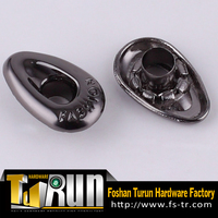 High quality manufatory price decorative metal eyelets grommets