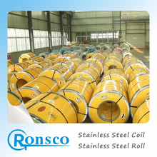 Best-selling product!!! aisi 201 stainless steel coil 2b finish