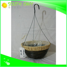 China factory outlet 100% handmade plastic plant pots wholesale