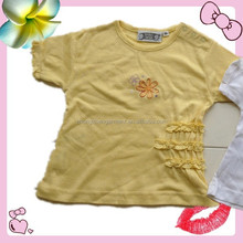 baby clothing apparel stock 100 cotton t shirt wholesale
