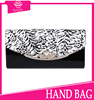 2015 new arrival elegant cluch bags leopard lady designer fashion shoulder handbags, genuine leather handbags women from China