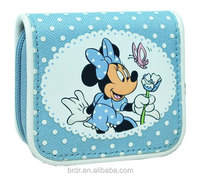 600D children's wallets with printing