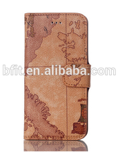 cell phone wallet case for iphone 6 leather case