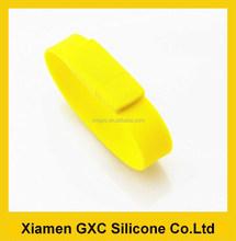 USB 2.0 silicone wristband memory storage U disk gift
