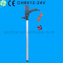 High quality CE 55 gallon drum hand pump/barrel type pump CH8012