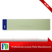 souvenir license plate for european market italy car number plate,italy customized car license plate