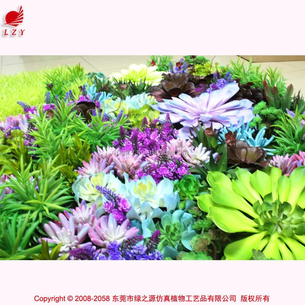 Cheap wholesale artificial vertical garden artificial for Cheap garden plants