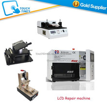 Best price Vacuum Laminating Machine + LCD Separator + Vacuum Film Laminator + Glue Remover for Cell phone LCD Screen Refurbish